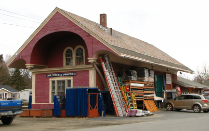 New England Depot  Structures NH